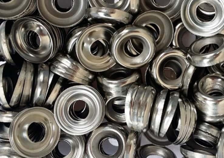 Dajaco Industries Stamped parts