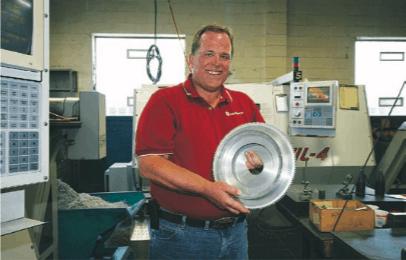 Dan Gali- Owner TapeMaster CNC