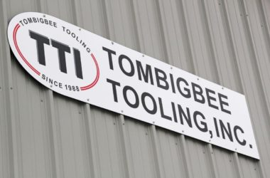 Tombigbee Tooling Sign- TSTracker Job Tracking