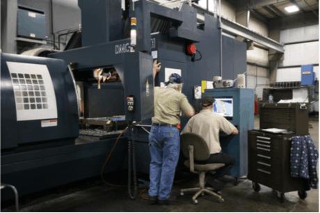 Pioneer Die Sets Shop floor- CNC Machine