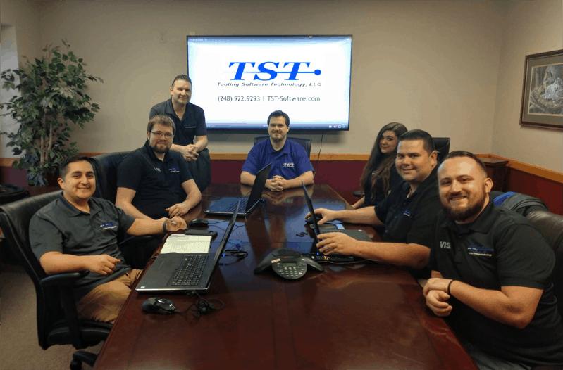 TST Software CAD ERP Team