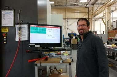 FactoryWiz CNC Monitoring and RCO